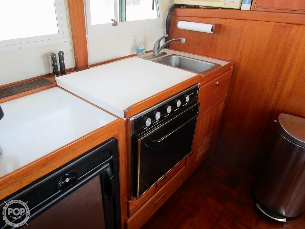 1977 Marine Trader boat for sale, model of the boat is 34 DC & Image # 4 of 41