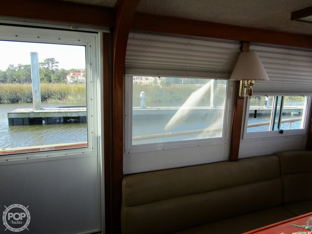 1977 Marine Trader boat for sale, model of the boat is 34 DC & Image # 6 of 41