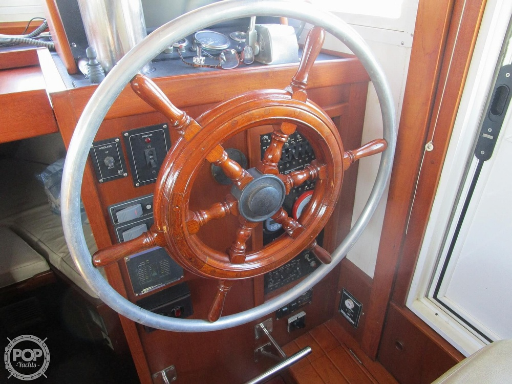1977 Marine Trader boat for sale, model of the boat is 34 DC & Image # 10 of 41