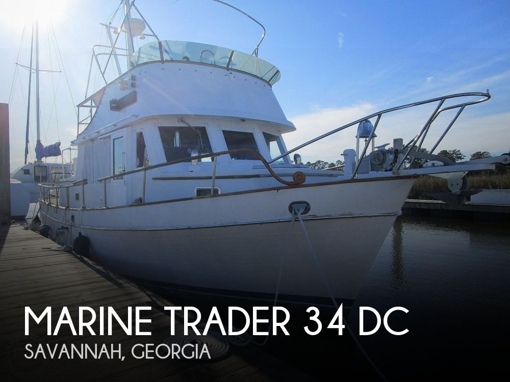 Used Marine Trader Boats For Sale by owner | 1977 Marine Trader 34