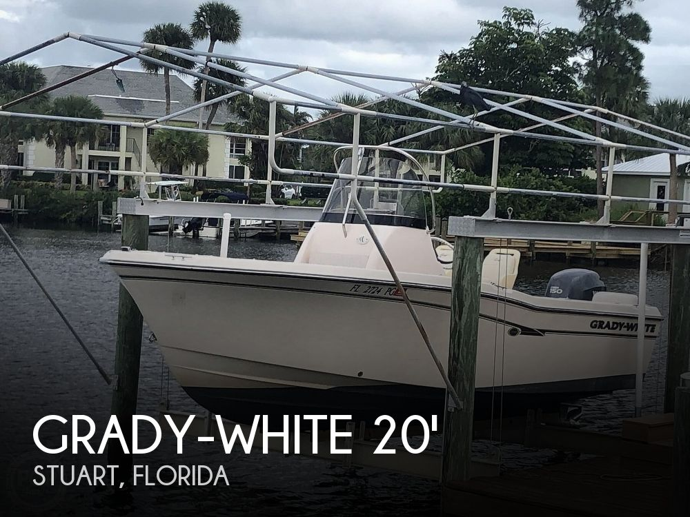 Used Grady-White 20 Boats For Sale by owner | 2012 Grady-White 209 Fisherman