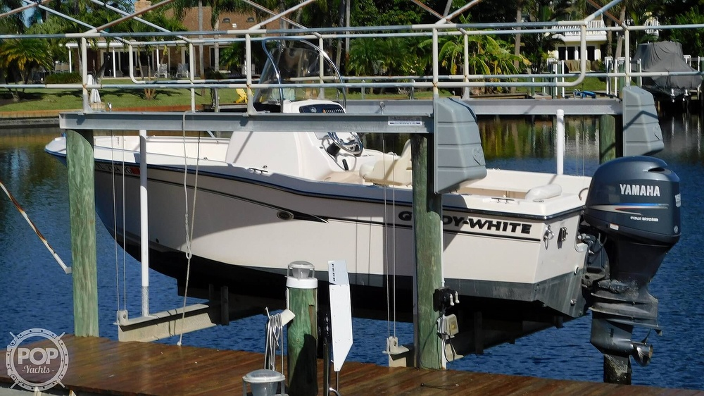 2012 Grady-White boat for sale, model of the boat is 209 Fisherman & Image # 2 of 41