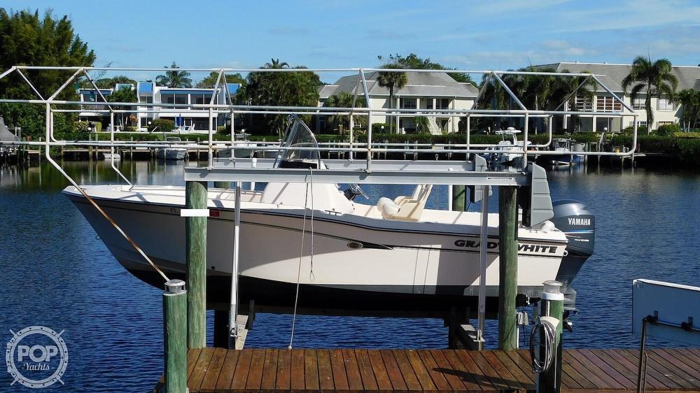 2012 Grady-White boat for sale, model of the boat is 209 Fisherman & Image # 3 of 41