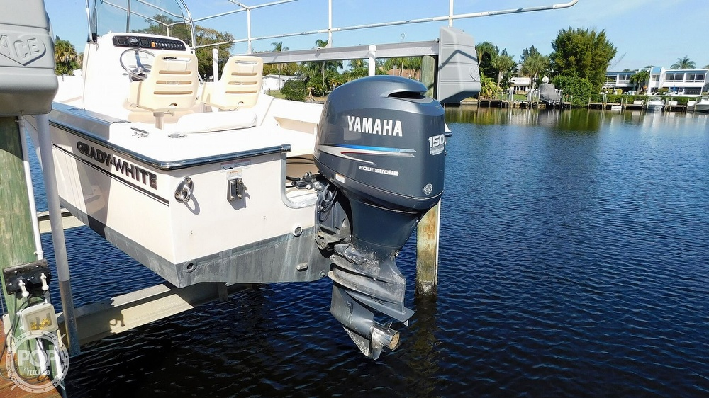 2012 Grady-White boat for sale, model of the boat is 209 Fisherman & Image # 4 of 41