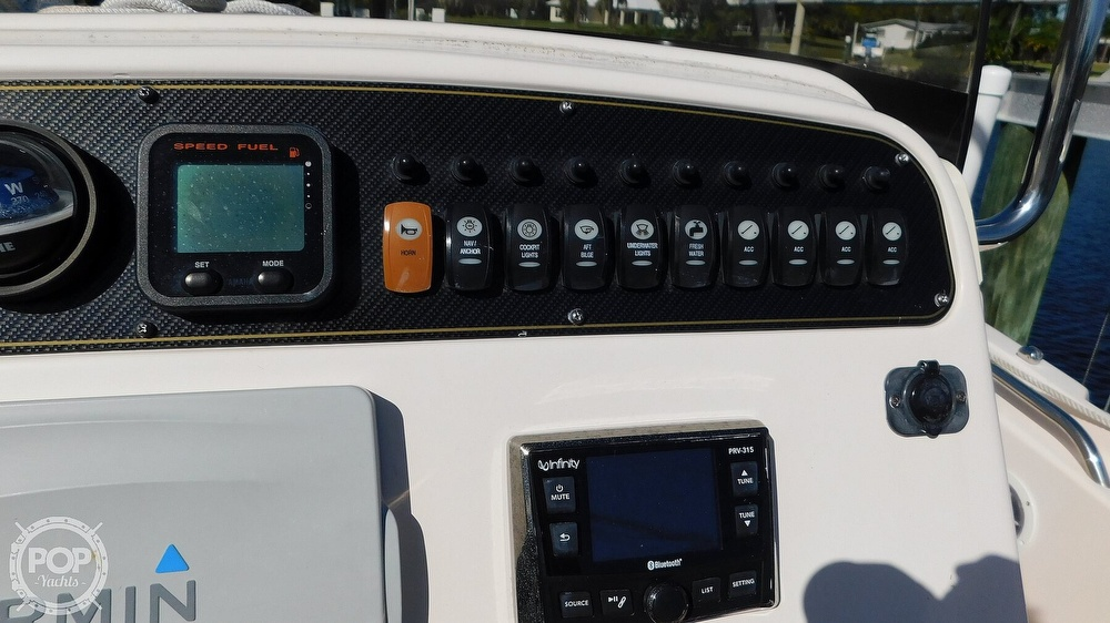 2012 Grady-White boat for sale, model of the boat is 209 Fisherman & Image # 17 of 41