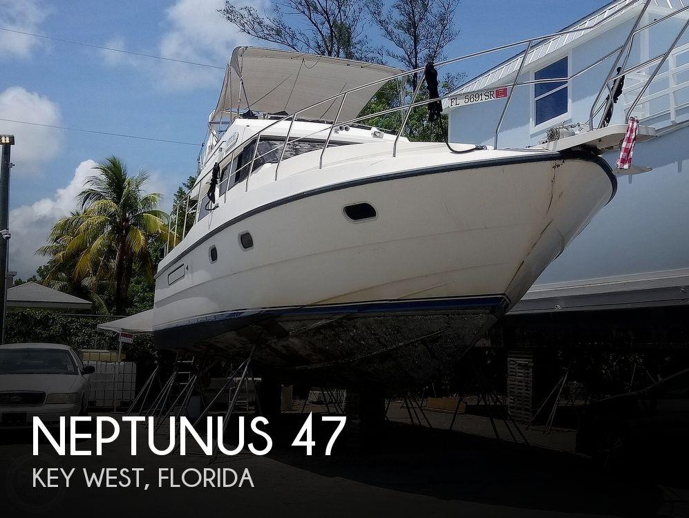 Used Neptunus Boats For Sale by owner | 1991 Neptunus 47