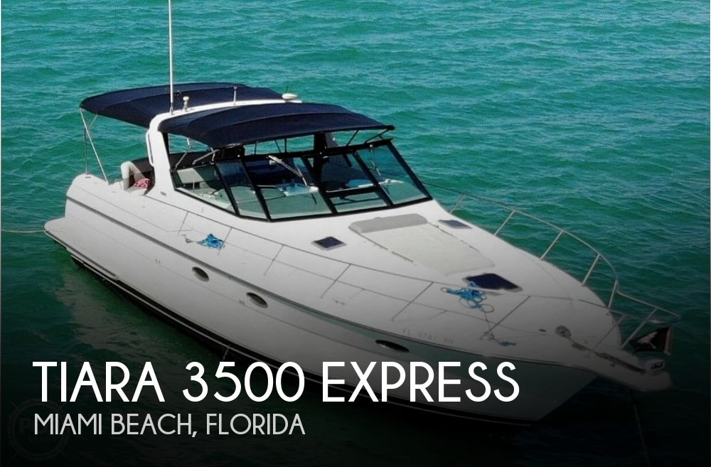 Used Tiara Boats For Sale by owner | 1999 Tiara 3500 Express