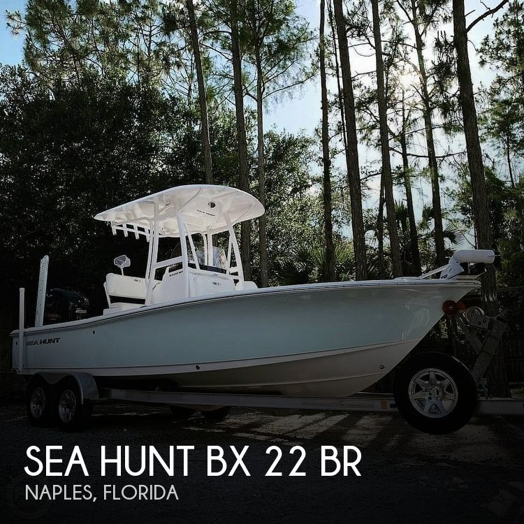 Used Sea Hunt 22 Boats For Sale by owner | 2014 Sea Hunt Bx22