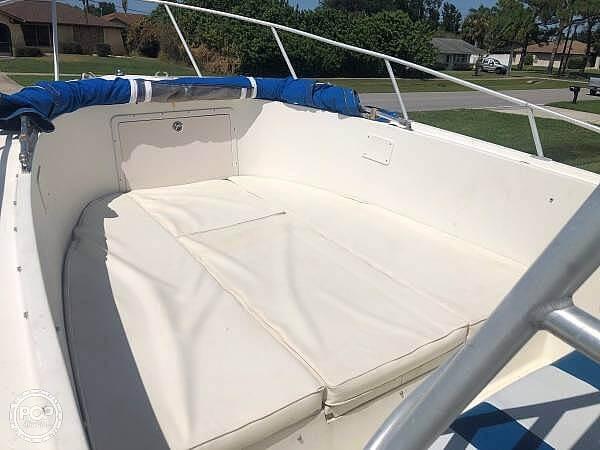 1985 Mako boat for sale, model of the boat is Custom & Image # 6 of 40