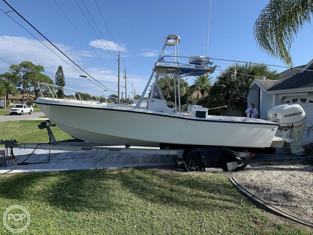 1985 Mako boat for sale, model of the boat is Custom & Image # 23 of 40