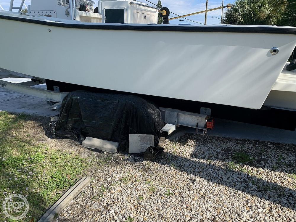1985 Mako boat for sale, model of the boat is Custom & Image # 24 of 40