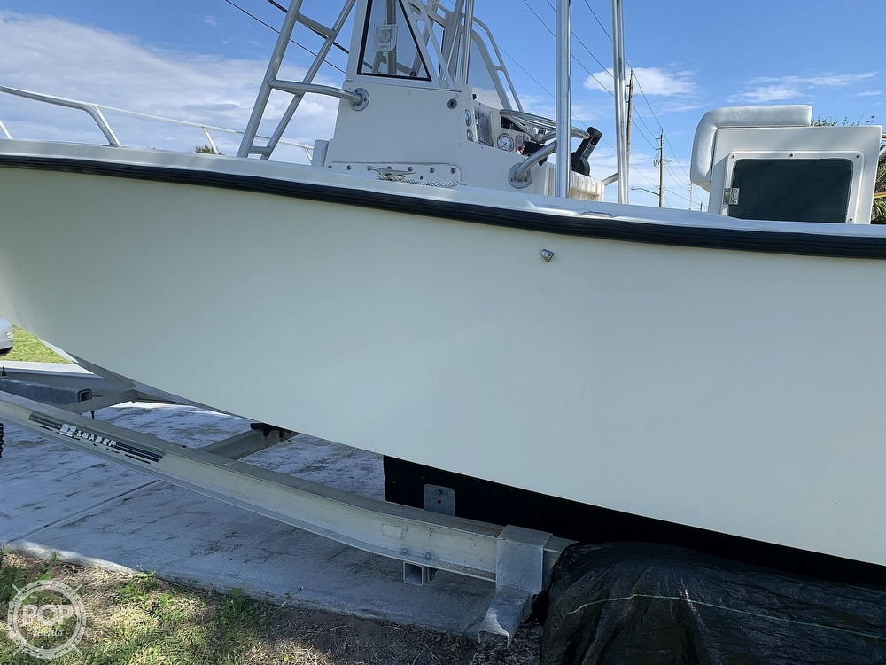 1985 Mako boat for sale, model of the boat is Custom & Image # 26 of 40