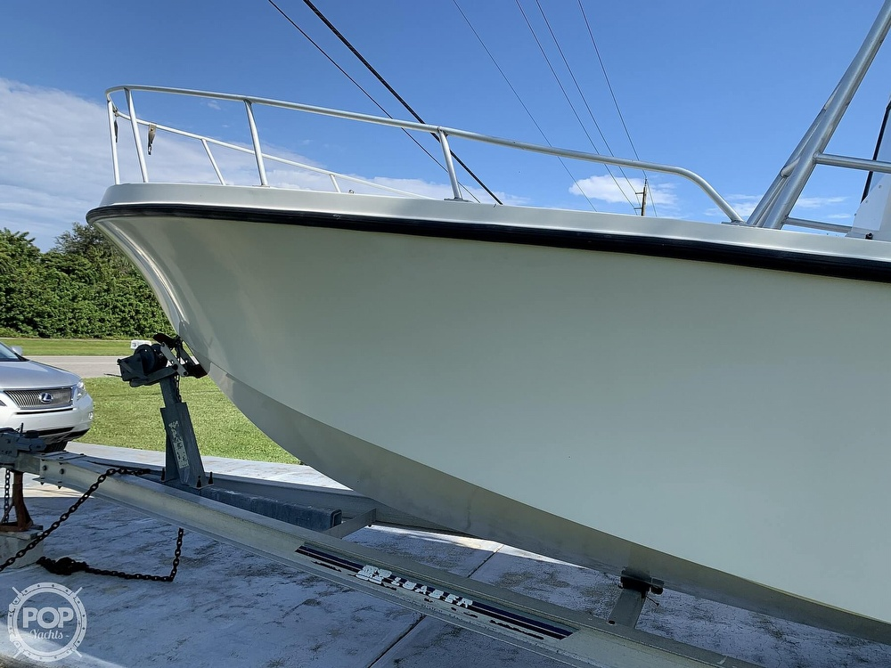 1985 Mako boat for sale, model of the boat is Custom & Image # 27 of 40