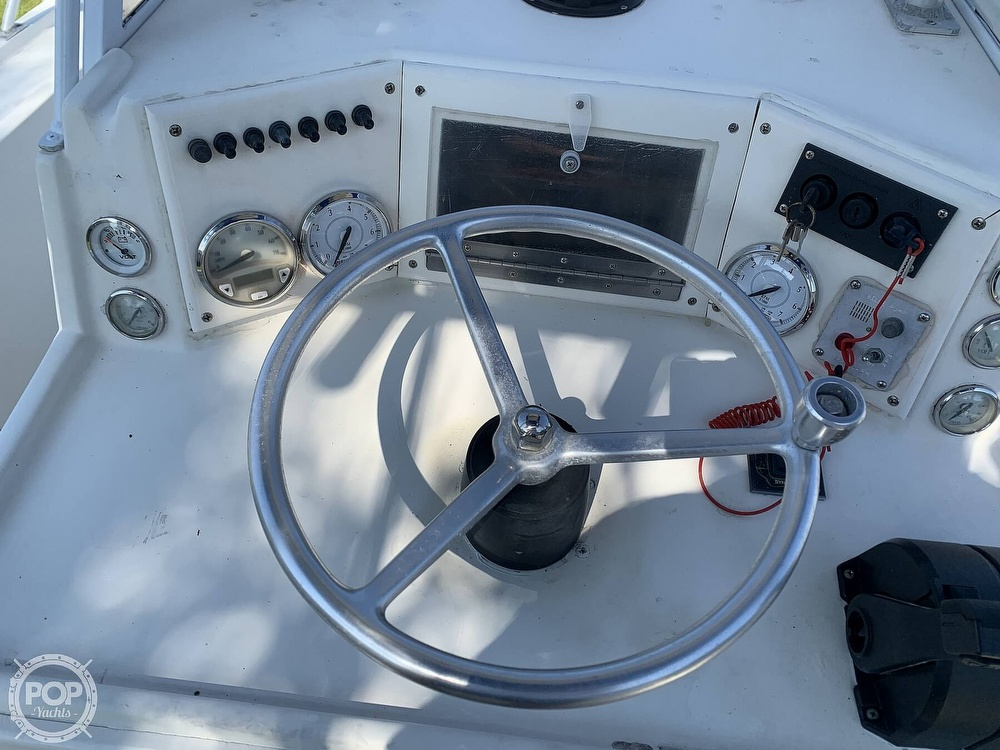 1985 Mako boat for sale, model of the boat is Custom & Image # 12 of 40