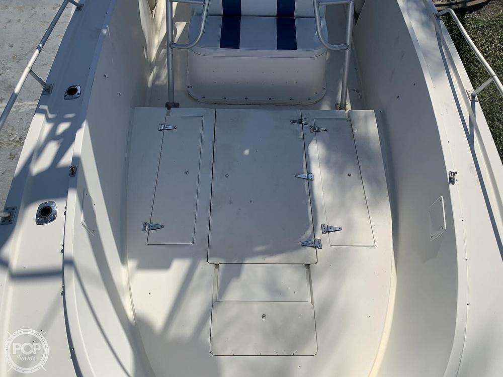 1985 Mako boat for sale, model of the boat is Custom & Image # 8 of 40
