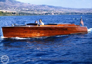 Custom 1929 Triple Up Chris-Craft Replica, 1929, for sale in Utah - $249,000
