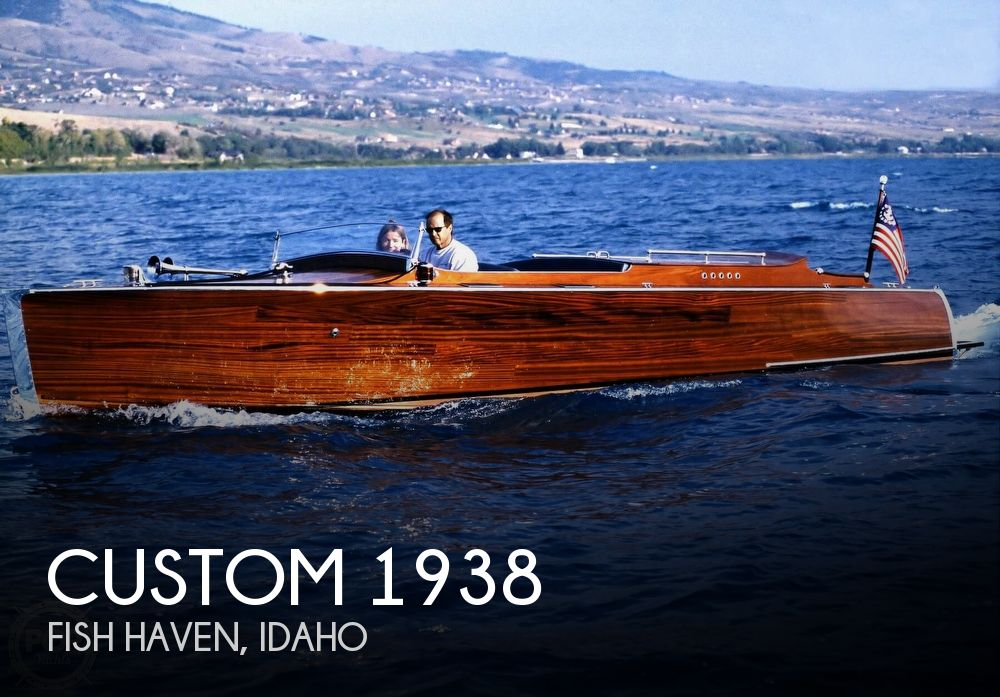 Used Boats For Sale in Utah by owner | 2007 Custom 1928 Triple Up Chris-Craft Rep