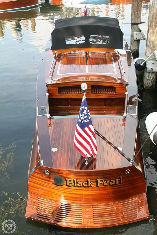 2007 Custom boat for sale, model of the boat is 1929 Triple Up Chris-Craft Replica & Image # 3 of 20