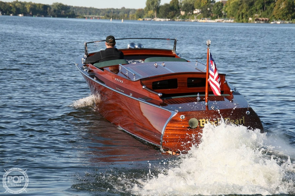 2007 Custom boat for sale, model of the boat is 1929 Triple Up Chris-Craft Replica & Image # 12 of 20