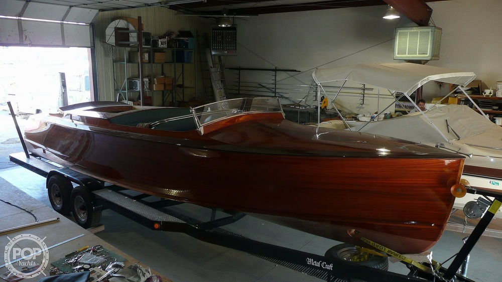 2007 Custom boat for sale, model of the boat is 1929 Triple Up Chris-Craft Replica & Image # 16 of 20