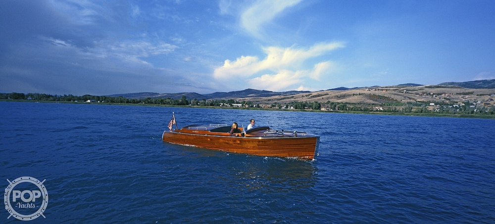 2007 Custom boat for sale, model of the boat is 1929 Triple Up Chris-Craft Replica & Image # 17 of 20