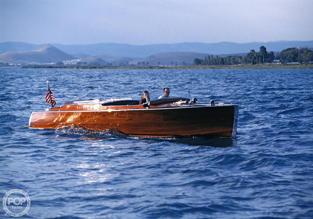 2007 Custom boat for sale, model of the boat is 1929 Triple Up Chris-Craft Replica & Image # 18 of 20