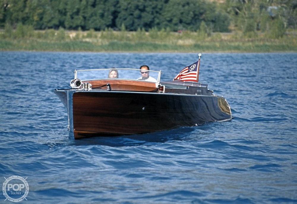 2007 Custom boat for sale, model of the boat is 1929 Triple Up Chris-Craft Replica & Image # 19 of 20