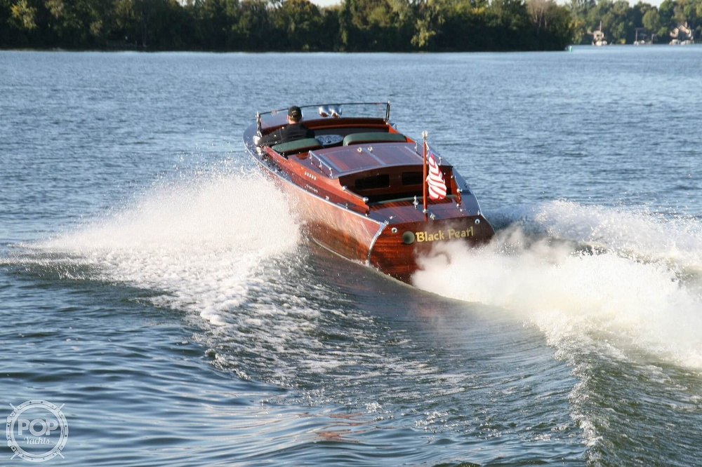 2007 Custom boat for sale, model of the boat is 1929 Triple Up Chris-Craft Replica & Image # 20 of 20