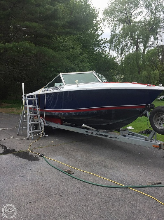 1973 Formula boat for sale, model of the boat is F 233C & Image # 6 of 7