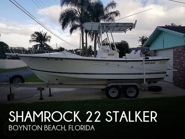 Used Shamrock Boats For Sale by owner | 1993 Shamrock 22