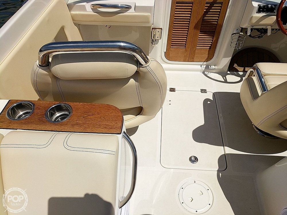 2012 Chris Craft boat for sale, model of the boat is Corsair 25 & Image # 16 of 36
