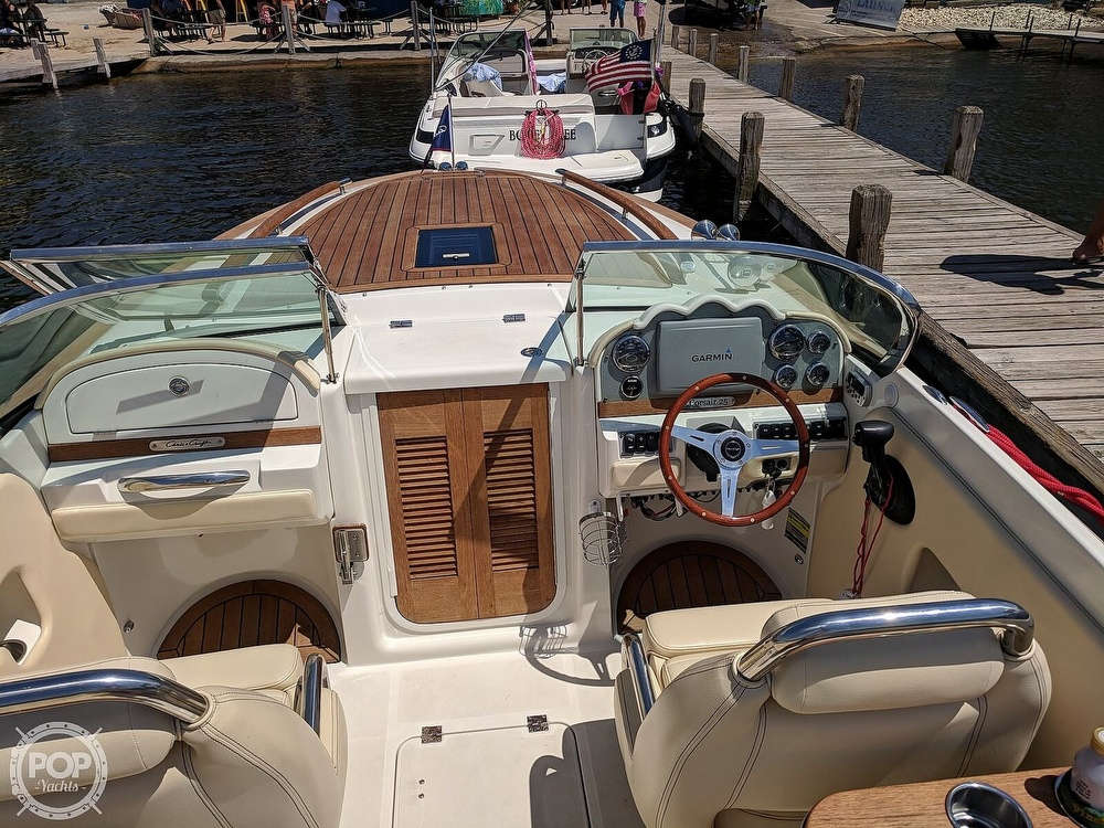2012 Chris Craft boat for sale, model of the boat is Corsair 25 & Image # 6 of 36