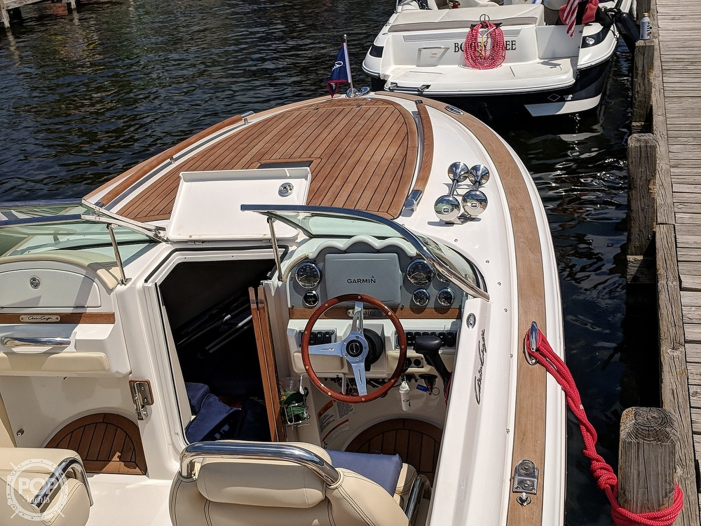 2012 Chris Craft boat for sale, model of the boat is Corsair 25 & Image # 10 of 36