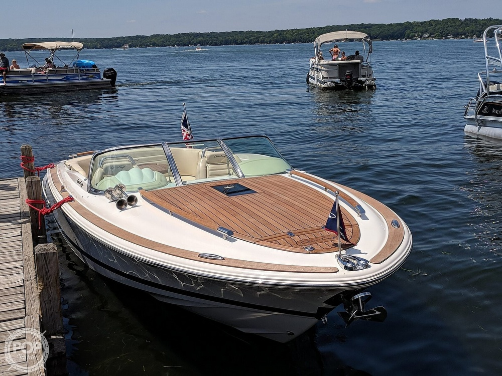 2012 Chris Craft boat for sale, model of the boat is Corsair 25 & Image # 2 of 40