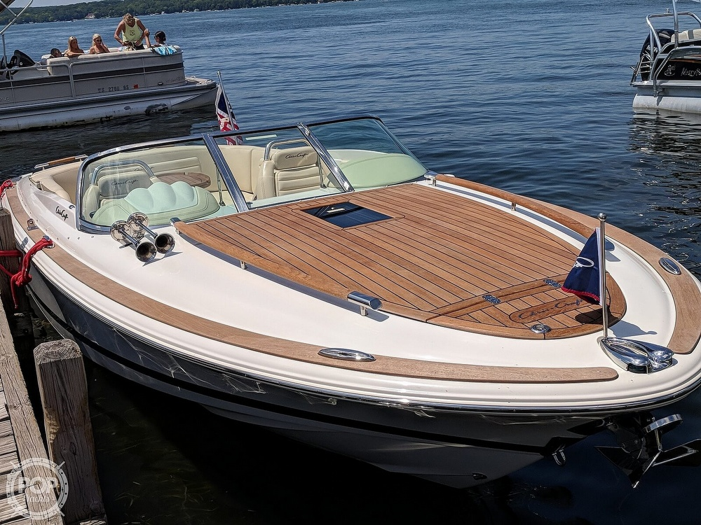 2012 Chris Craft boat for sale, model of the boat is Corsair 25 & Image # 3 of 40