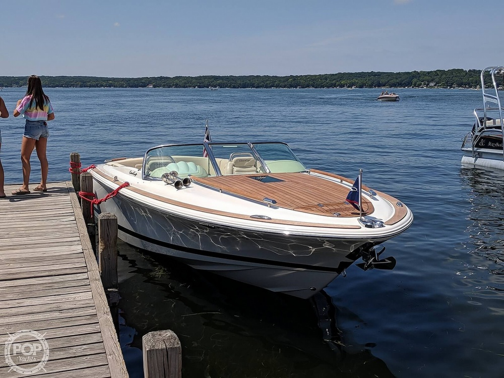2012 Chris Craft boat for sale, model of the boat is Corsair 25 & Image # 8 of 36