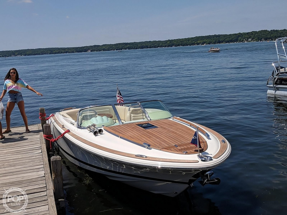 2012 Chris Craft boat for sale, model of the boat is Corsair 25 & Image # 9 of 36