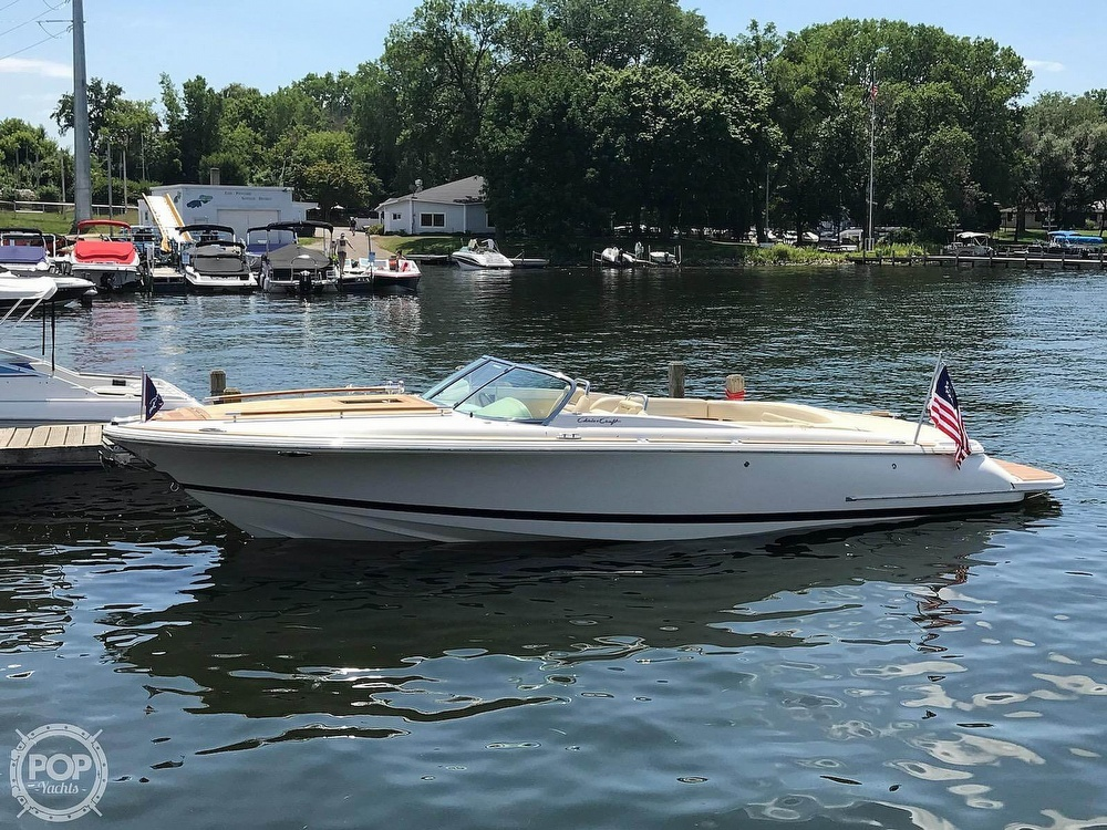 2012 Chris Craft boat for sale, model of the boat is Corsair 25 & Image # 34 of 40