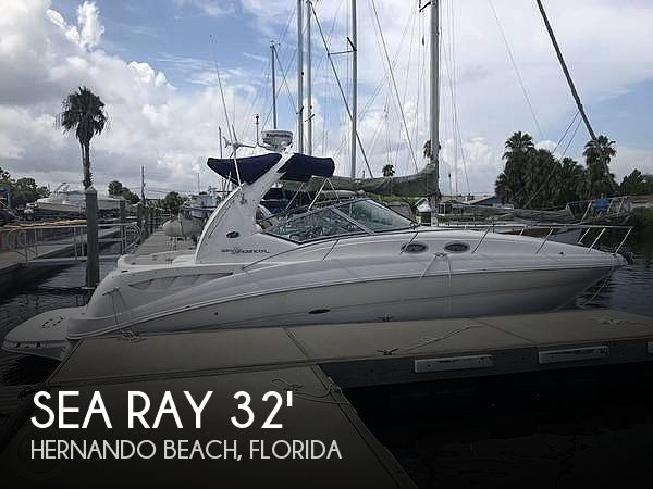 Used Sea Ray 32 Boats For Sale by owner | 2005 Sea Ray Sundancer 320