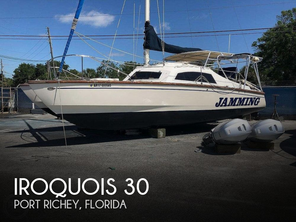 Used Iroquois Boats For Sale by owner | 1969 Iroquois 30