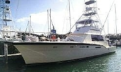 Hatteras 53 Convertible, 53, for sale - $152,000