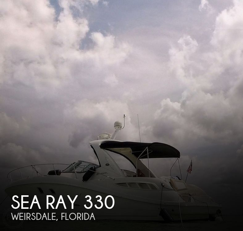 Used Sea Ray Boats For Sale in Florida by owner | 2008 Sea Ray 330 Sundancer