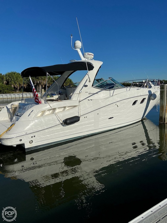 2008 Sea Ray boat for sale, model of the boat is 330 Sundancer & Image # 7 of 40