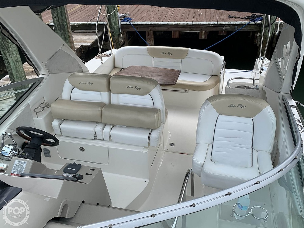 2008 Sea Ray boat for sale, model of the boat is 330 Sundancer & Image # 28 of 40