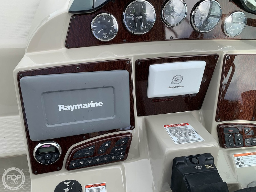 2008 Sea Ray boat for sale, model of the boat is 330 Sundancer & Image # 13 of 40