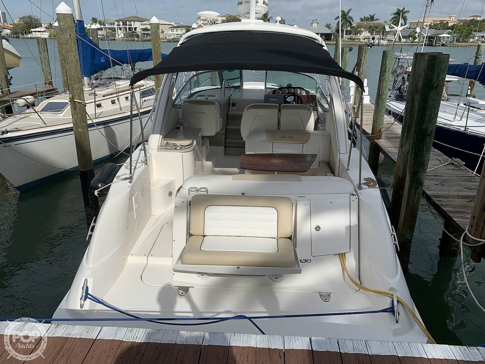 2008 Sea Ray boat for sale, model of the boat is 330 Sundancer & Image # 9 of 40