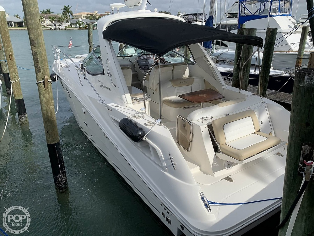 2008 Sea Ray boat for sale, model of the boat is 330 Sundancer & Image # 34 of 40