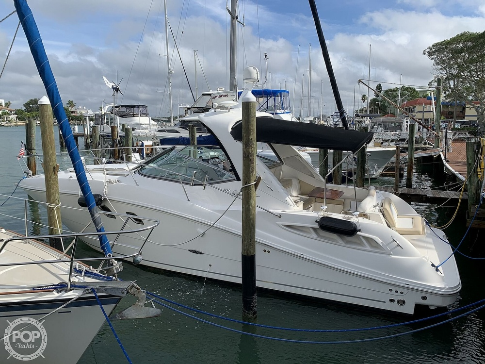2008 Sea Ray boat for sale, model of the boat is 330 Sundancer & Image # 8 of 40