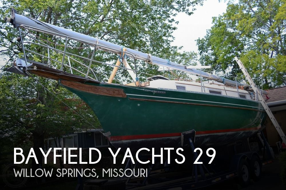1988 BAYFIELD YACHTS B 29 for sale