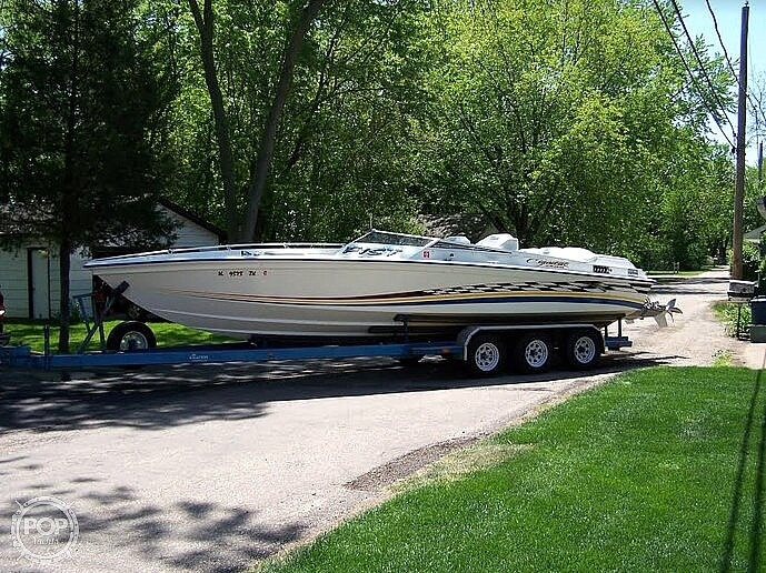 1978 Cigarette boat for sale, model of the boat is 28 SS & Image # 4 of 41